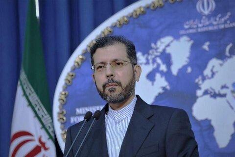 ابراز همدردی ایران با دولت و قربانیان آتشسوزی گسترده در الجزایر