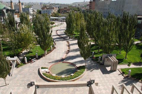 پارکها و بوستانهای تبریز تعطیل شد