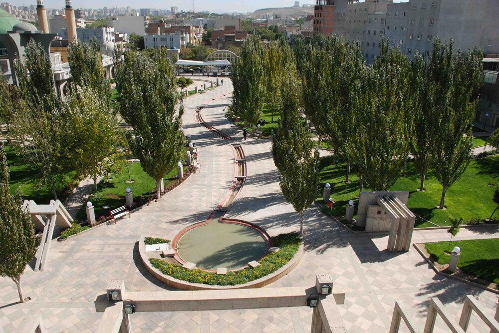 احداث ۳۸ پارک در ۳۷ ماه برای تبریز