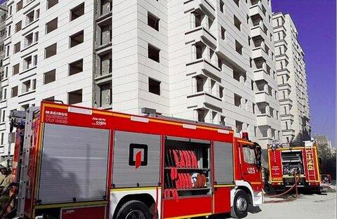 آتش نشانان رشت به یکصد عملیات اعزام شدند