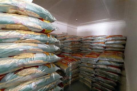 ترخیص برنجهای دپوشده در گمرک بوشهر آغاز شد
