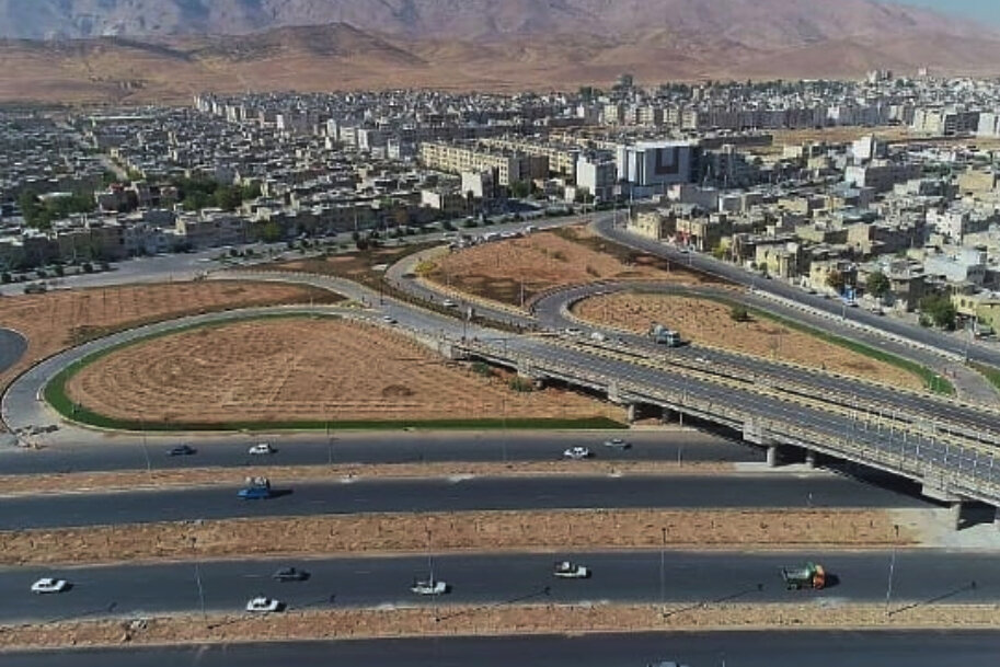 کمربندی شیراز به شهرکهای جنوبی متصل میشود
