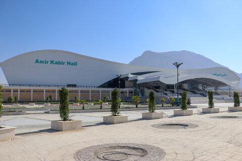 محل دائمی نمایشگاههای اصفهان ۱۴ آبان به بهرهبرداری میرسد