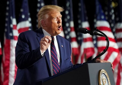 اولین موفقیت ترامپ در انتخابات ۲۰۲۰ آمریکا