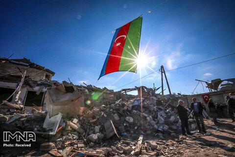 درگیری آذربایجان و ارمنستان
