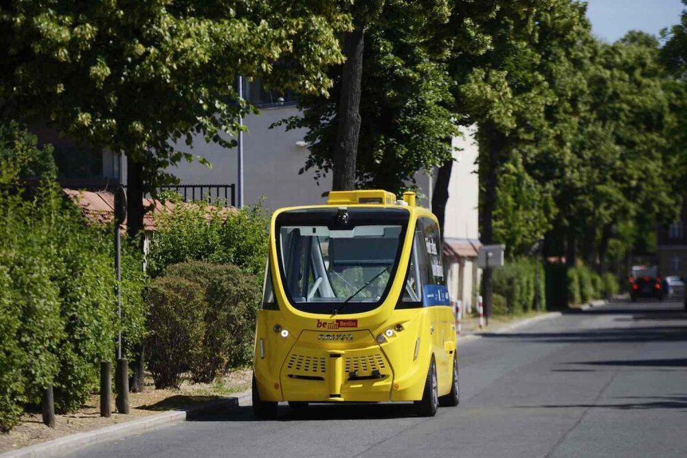 برلین میزبان مینیبوس های خودران شهری