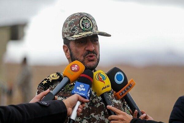 هشدار فرمانده پدافند هوایی ارتش به طرفین جنگ قره باغ