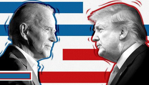نامزدهای انتخابات آمریکا دو روی یک سکه هستند