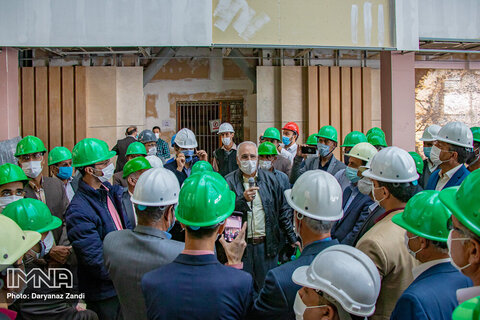 اجرای ۱۵۰ پروژه در شهر اصفهان/احداث پنج پل با روش جدید در پروژه شهید سلیمانی