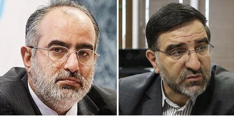 کنایه حسام الدین آشنا به عضو هیئت رئیسه مجلس