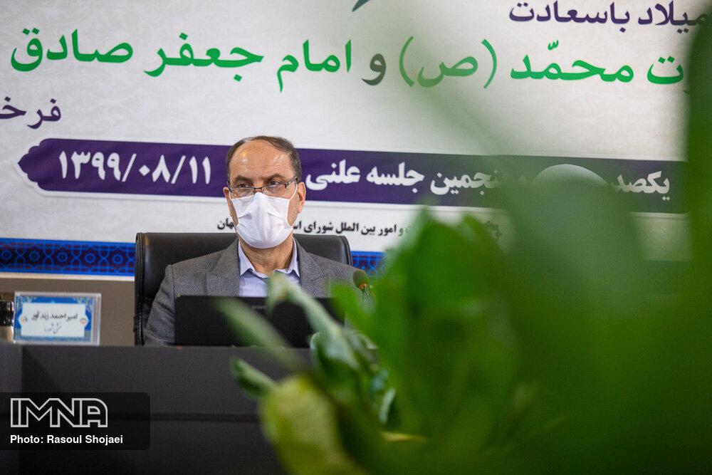 استانهای همجوار اصفهان برای تحقق طرحهای قانونی انتقال آب کمک کنند