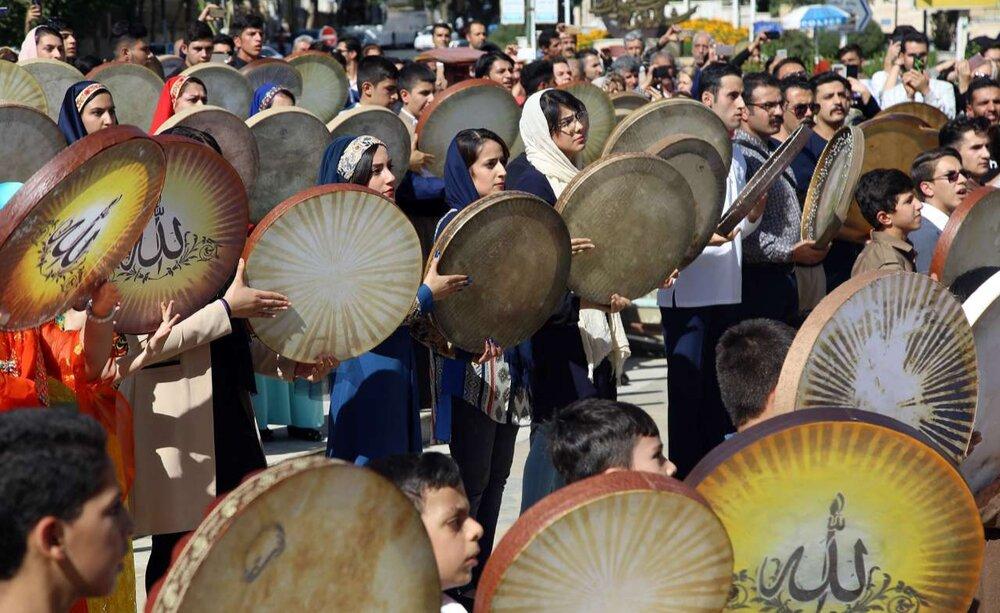 برگزاری جشنواره موسیقی خانقاهی در شهر خلاق موسیقی
