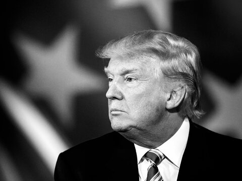 ترامپ: بایدن میخواهد انتخابات را  بدزدد