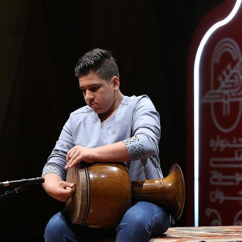 علاقه به تحصیل موسیقی در خارج از ایران دارم