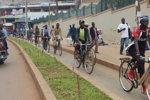 افزایش قابلیت پیادهروی و دوچرخهسواری آفریقا در دوران کرونا