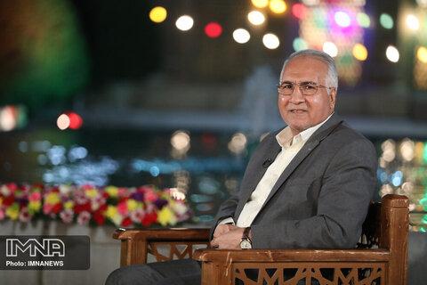 گفتگوی قدرت الله نوروزی شهردار اصفهان