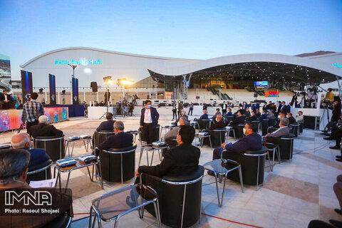 یارمحمدیان: نمایشگاه بینالمللی اصفهان استانداردترین مجموعه نمایشگاهی ایران است