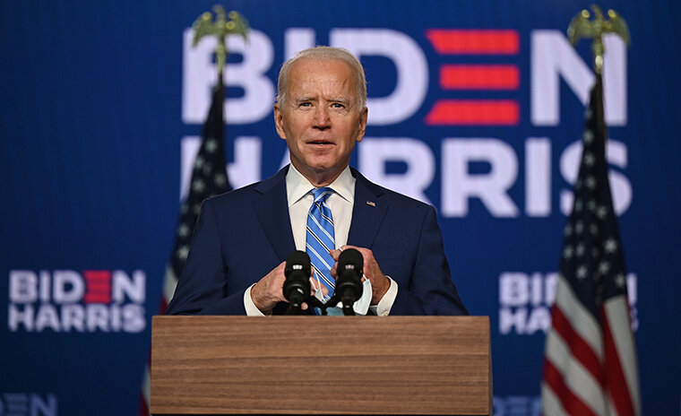Biden nearing 270 votes; Trump launches lawsuits to stop counting