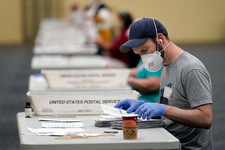 آخرین اخبار از روند تایید نتایج انتخابات ۲۰۲۰ آمریکا در کنگره