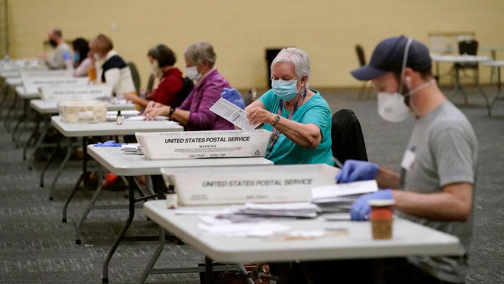 دستور بررسی تخلفات انتخاباتی آمریکا صادر شد