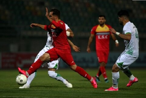 باشگاه ذوب آهن از داور بازی ذوب آهن _ فولاد خوزستان شکایت کرد