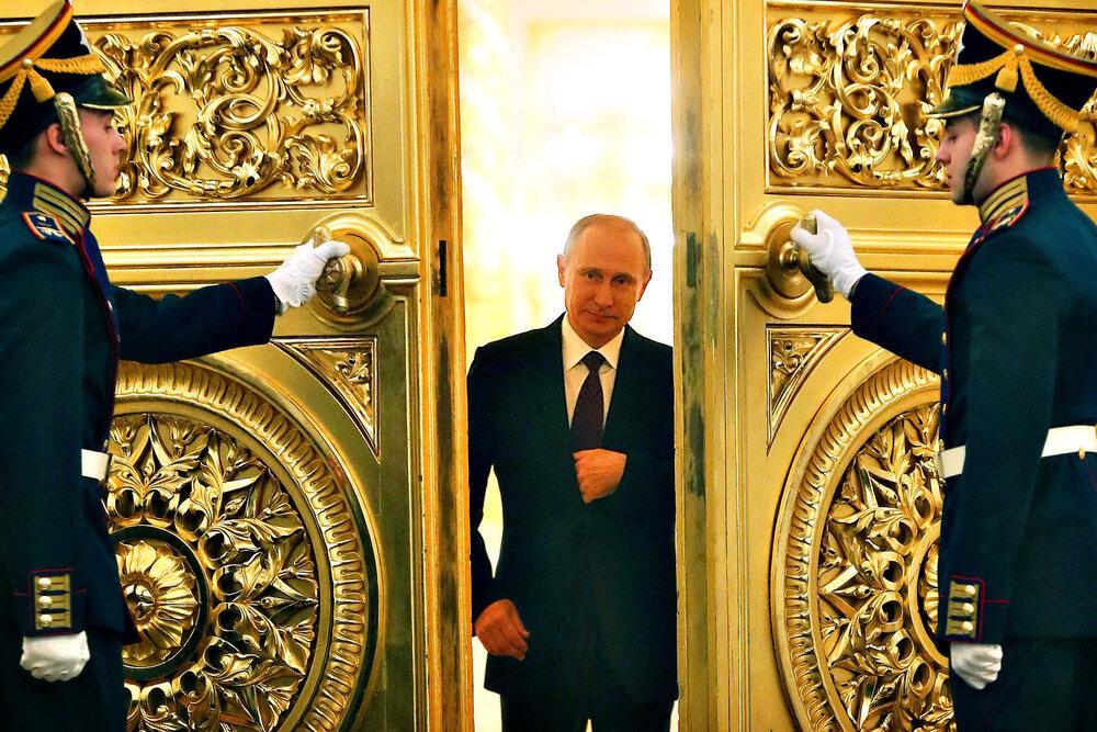 کرملین مقاله فایننشال تایمز درباره پوتین را تکذیب کرد