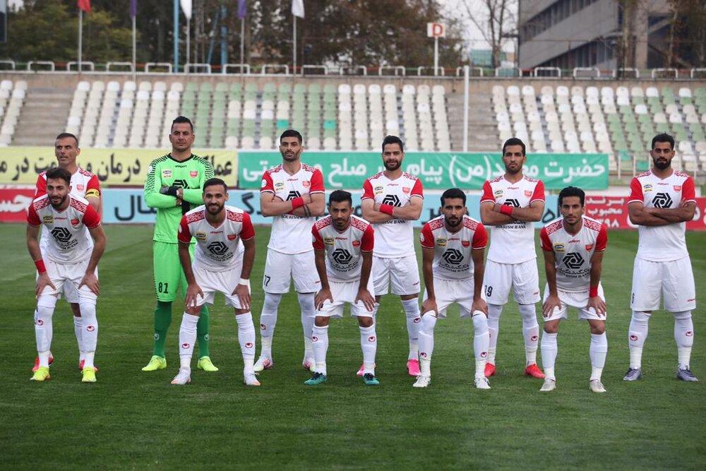 گزارش تمرین پرسپولیس؛ حضور سرخپوشان در ورزشگاه جدید