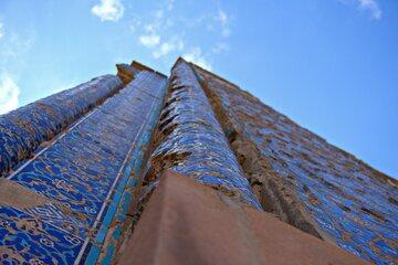 Tabriz Blue Mosque Abiding Architecture