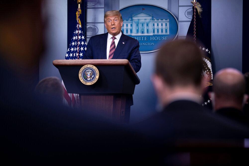 دهقان: ترامپ دنبال اتلاف وقت است