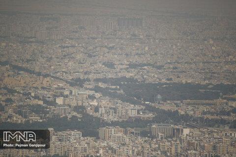 جزئیات مصوبات کارگروه اضطرار آلودگی هوای اصفهان برای ۱۰ روز آینده