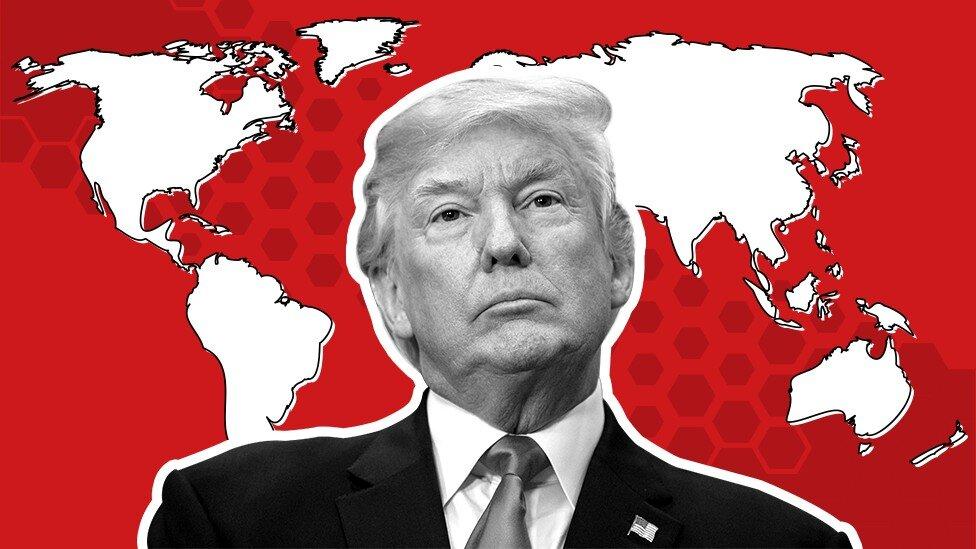 ترامپ تنهاترین فرد در آمریکا است
