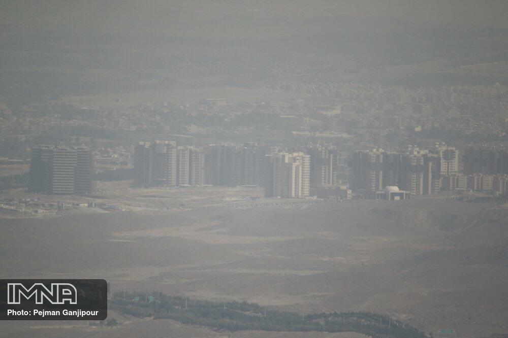 نیروگاه قم مهمترین منبع آلودگی هوای پردیسان است