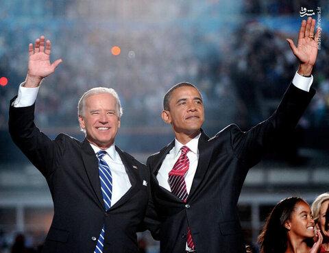 جو بایدن رئیس جمهور آمریکا شد