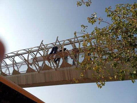 خودکشی جوان ۳۰ ساله اطراف میدان جهاد