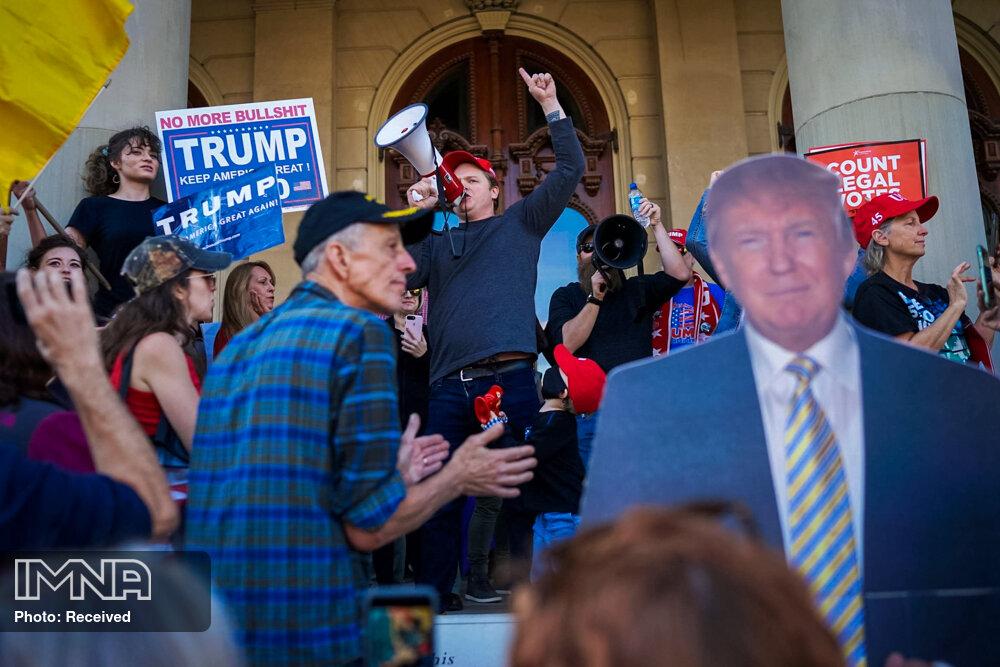 ترامپ و هوادارانش به خیابان میآیند