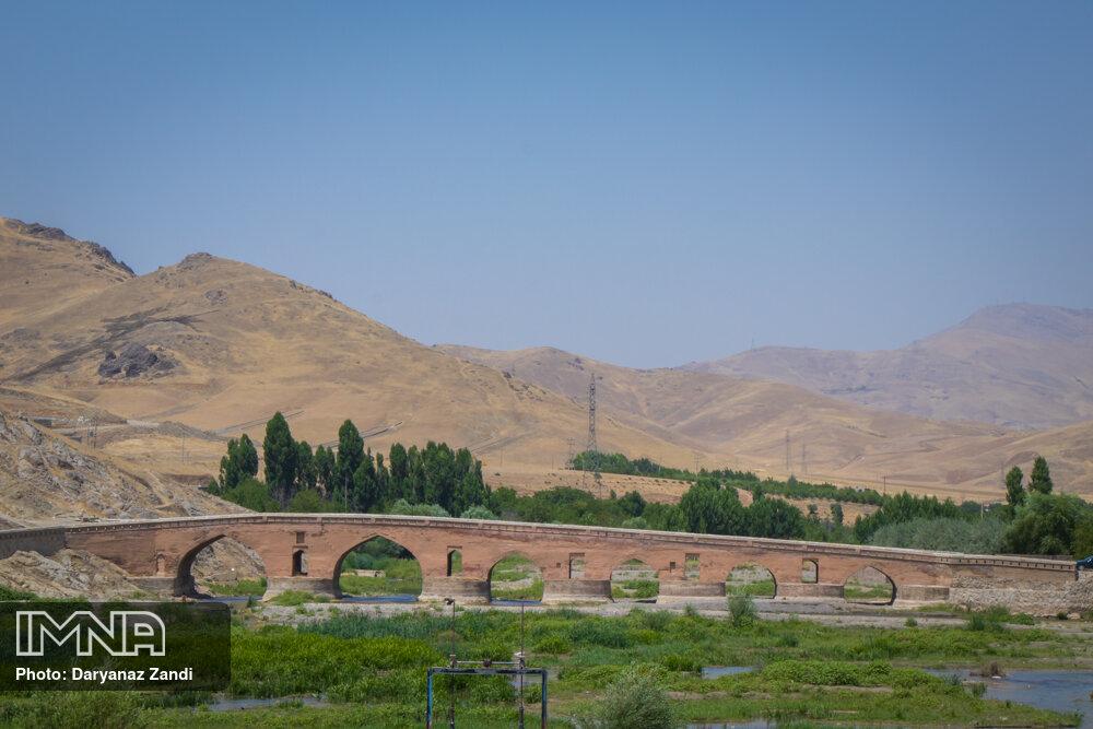 احداث پل معلق آبیدر بهزودی تمام میشود
