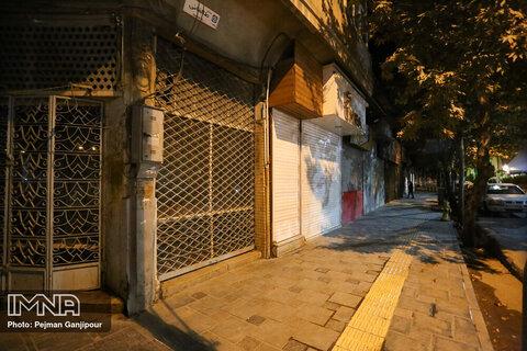 هشدارهای پلیس با آغاز محدودیتهای جدید کرونایی