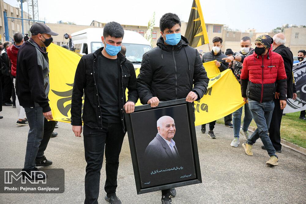 پیام تسلیت شیخ سلمان برای درگذشت محمود یاوری