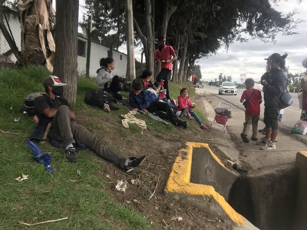 مشارکت همگانی برای یاری افراد آسیبپذیر در شهرهای یونان