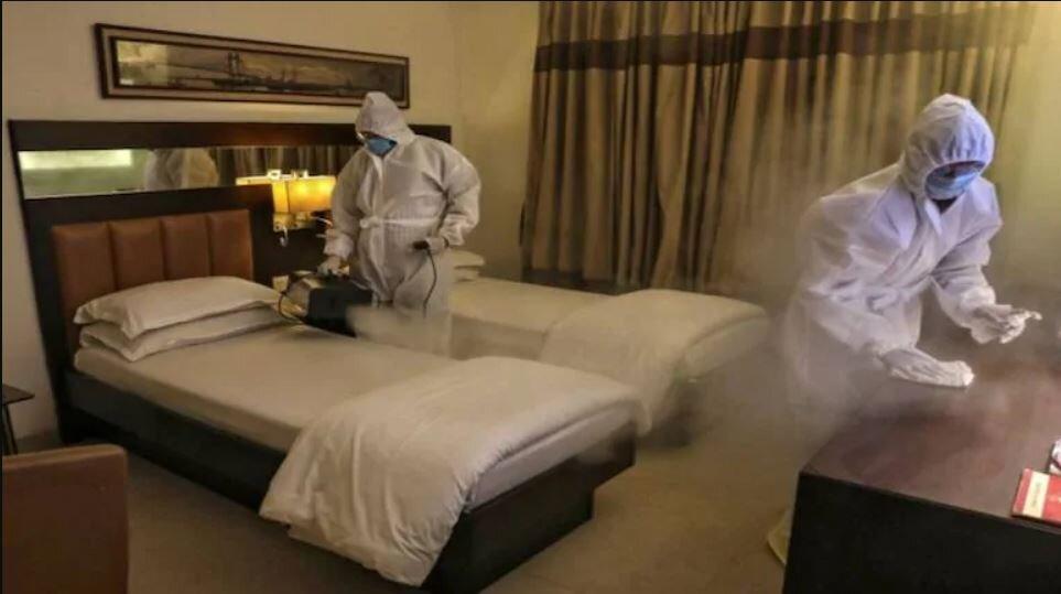 هتلها نقاهتگاه بیماران کرونایی میشوند؟