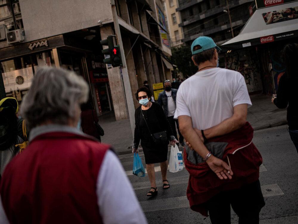 اتریشیها یونان را از حمایت مالی بهرهمند میکنند