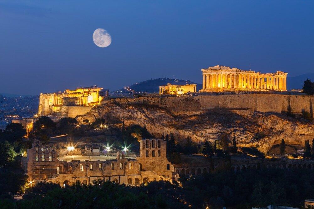 آغاز حکومت نظامی کرونایی در یونان