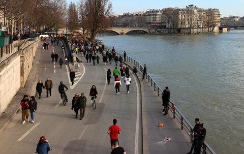 چشمانداز آینده پاریس؛ دوچرخههای بیشتر، سرعت کمتر و شهری زیستپذیرتر