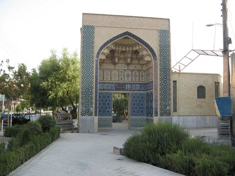 نصب المان جدید در شهر کوشک