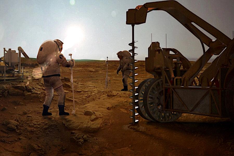 چین عملیات نمونهبرداری از ماه را آغاز کرد/تولید کمپرسهای تسکین درد از هسته خرما