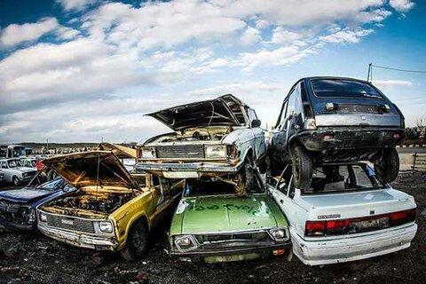 بن بست طرح خروج خودروهای فرسوده