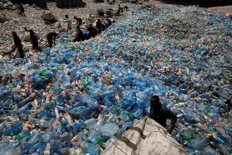 مصرف روزانه بیش از ۳ هزار تن پلاستیک در کشور