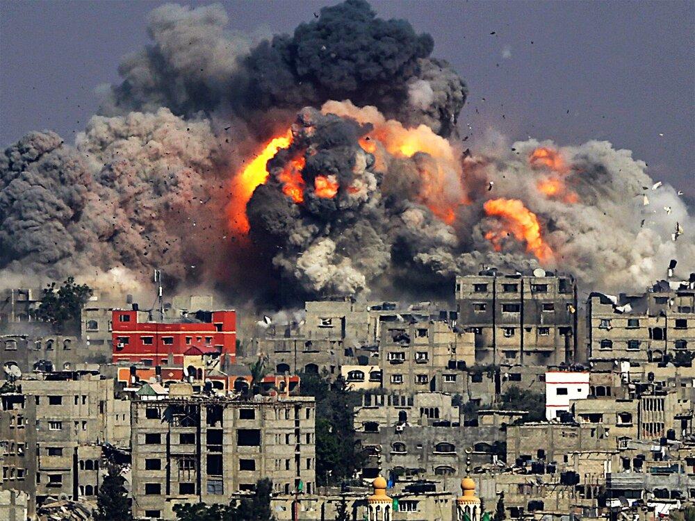 هدف قرار گرفتن دو تن از رهبران فلسطینی در نوار غزه