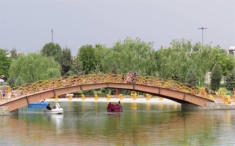 رفع موانع گردشگری در بستر رودخانه هراز