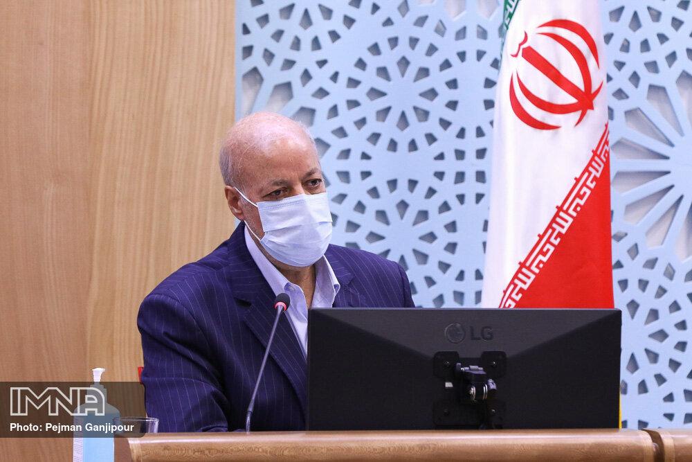 رضایی: تعطیلی تهران باعث افزایش مسافرتها به اصفهان میشود